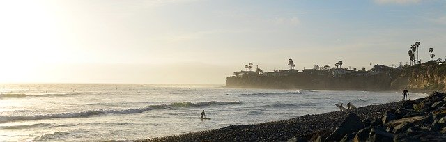 San Diego's the Place for Healthy Living